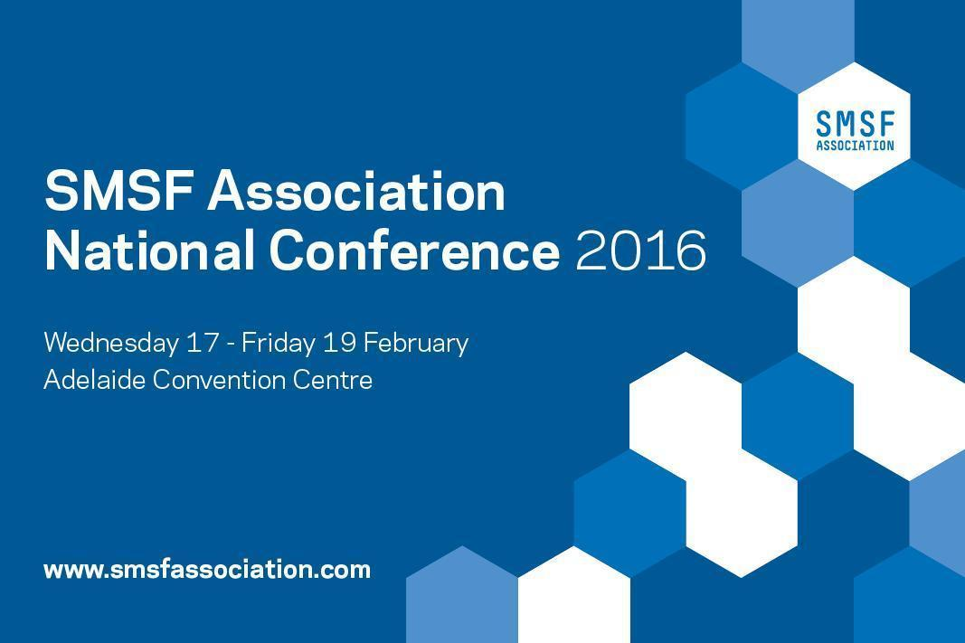 SMSF Association National Conference 2016