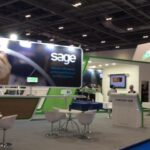 The Sage stand