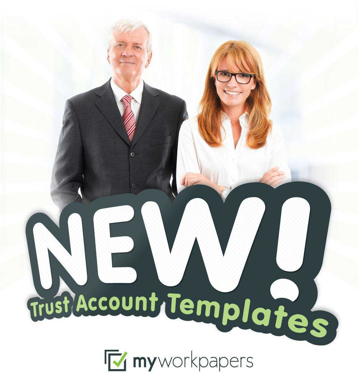 trust account templates