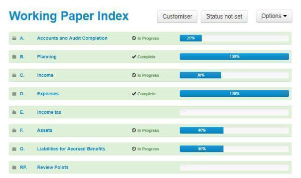 working paper index