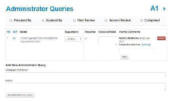 administrator portal