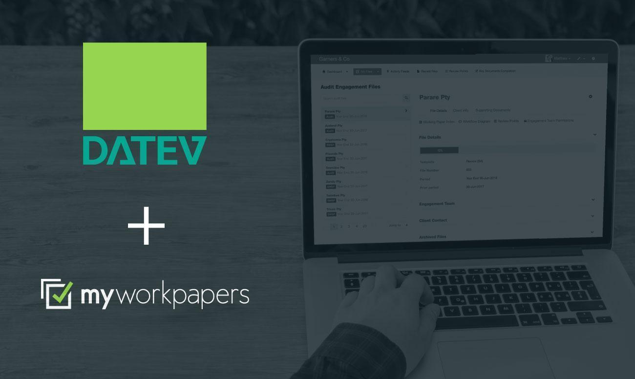 datev and myworkpapers