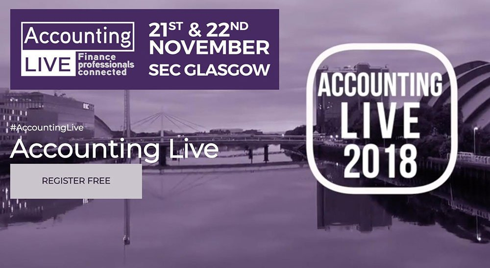 Accounting Live 2018 Event Image