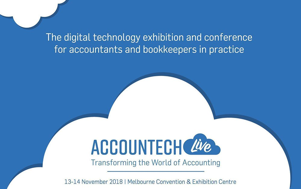 Accountech Live 2018 Event Image