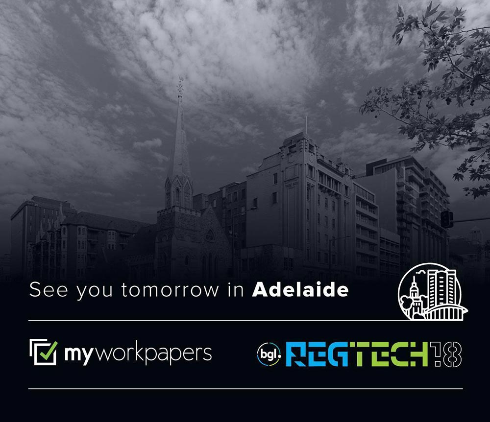 BGL REGTECH 2018 in Adelaide