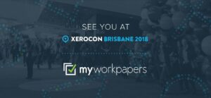 Xerocon Brisbane 2018 Banner