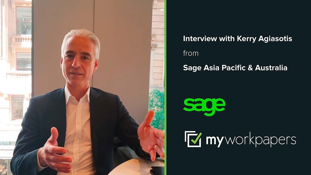 Kerry Agiasotis from sage