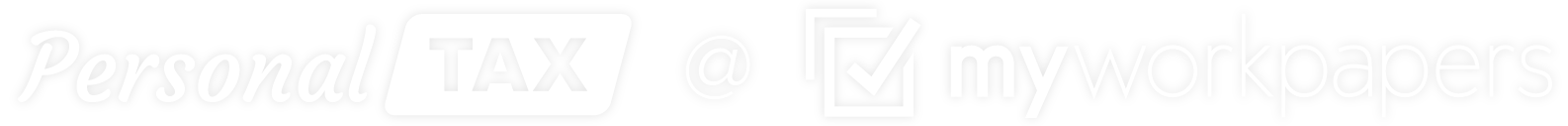 personal tax logos