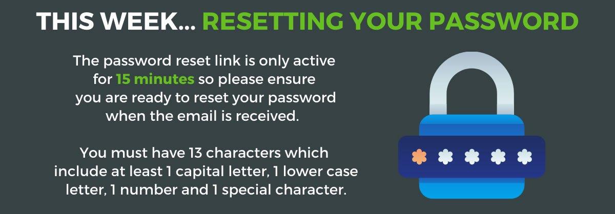 Reset Pass