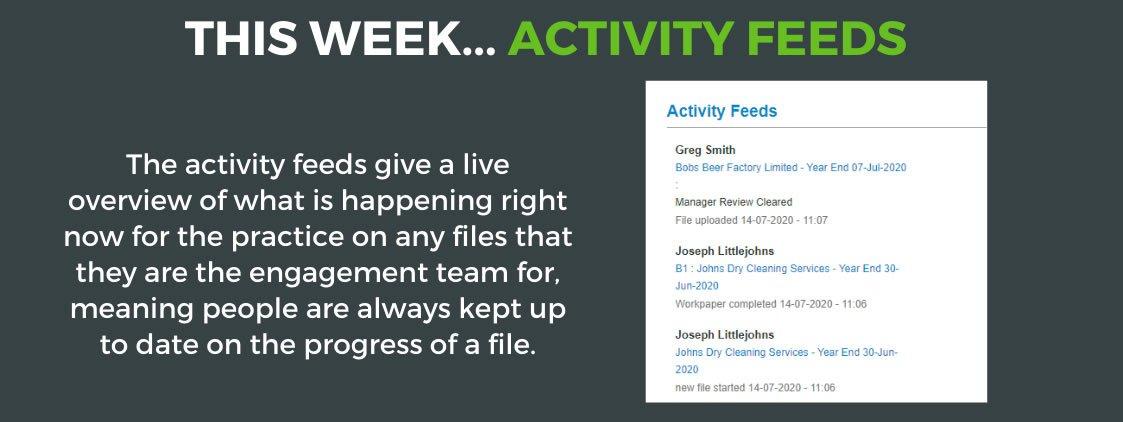 Activity Feeds